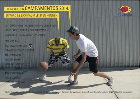 Spendenaktion-Campamentos2014