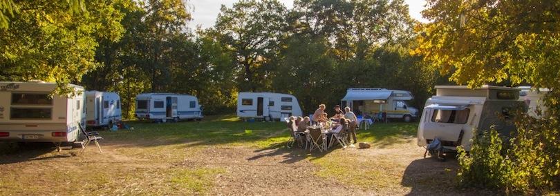 Campingtage