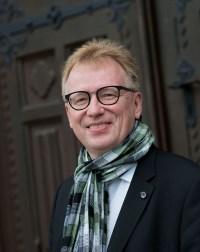 Dekan Ralf Albrecht