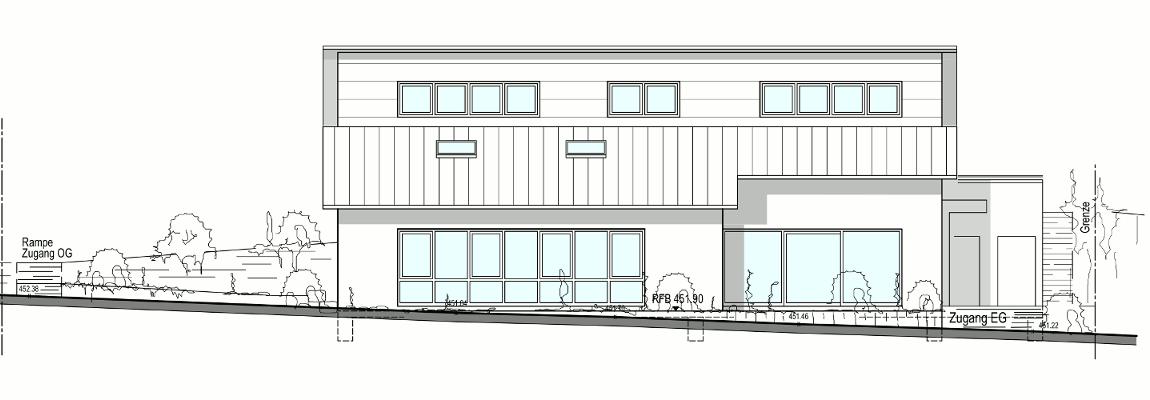 Neubau Gemeinschaftshaus